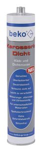 Beko Karosserie-Dicht 310 ml SCHWARZ Kleb-/Dichtmasse