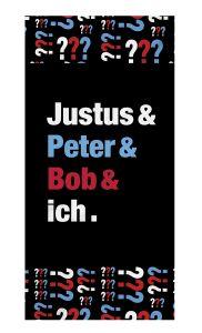 Strandtuch DIE DREI ??? Fragezeichen 75x150cm JUSTUS PETER BOB & ICH 100% Baumwolle