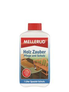 Mellerud Holz Zauber Pflege und Schutz 1,0 l Gartenmöbellangzeitschutz