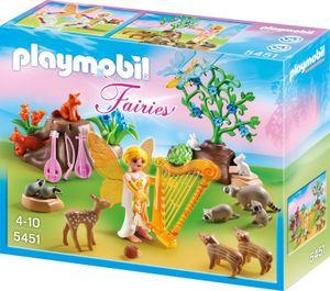 PLAYMOBIL - Harfenfee beim Waldkonzert