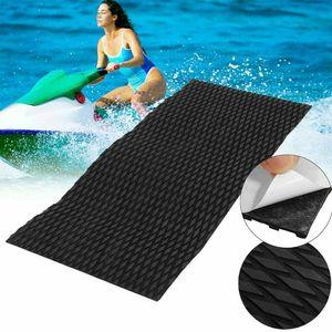 Selbstklebend Surf Board Antirutschmatte Surfbrett Jetski Footpad Deck Grip EVA-Platte 33*75cm für Boot Kajak Skimboard