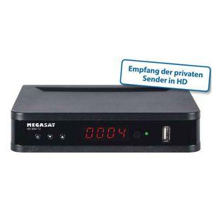 Megasat HD 650 T2+, DVB-T, DVB-T2, 1080p, H.264, H.265