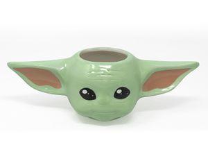 The Mandalorian 3D Tasse Yoda Baby