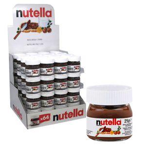 Nutella Mini Glas 24 x 25g ideal für Adventskalender