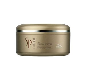 Wella SP Salon Professional LuxeOil Keratin Restore Mask 150 ml