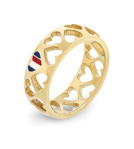 Tommy Hilfiger Jewelry VALENTINE'S DAY COLLECTION 2701094 Damenring, Ringgröße:54 / 7