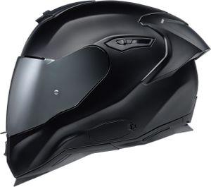 Nexx SX.100R Fullblack Helm Grösse: S (55/56)