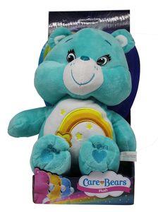 Care Bears Wish Bär Plüschfigur Soft türkis 27cm