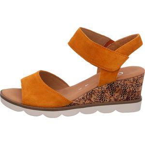 Gabor Comfort Sandale Orange Größe 5, Farbe: 31 orange