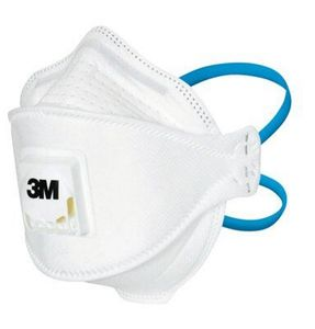 3M AURA Medizinische Atemschutzmaske 1872V+ FFP2 mit Ventil 1Stück