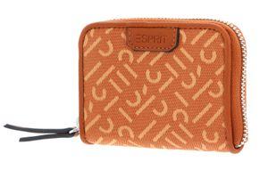 ESPRIT Coy Mini Zip Wallet Orange