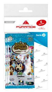 amiibo Animal Crossing - Serie 3 - 2x 3 Karten