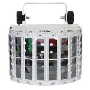 100-240V 24W RGBW LED 7 Kanal Dmx 512 Sprachaktivierte Sprachsteuerung Automatische Steuerung LED Projektor DJ Home KTV Disco Bühnenbeleuchtung