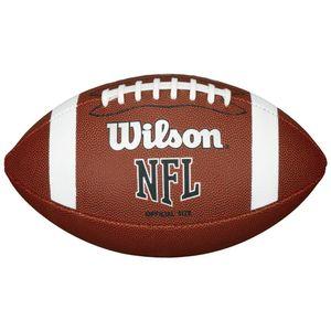 Wilson - American Football NFL - PVC RD1257 (9) (Braun)