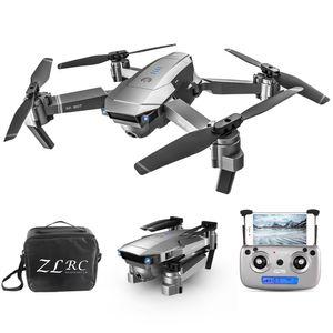 SG907 Drohne mit  Kamera 5G WIFI 4K RC Drohne mit Dual Kamera GPS Optical Flow Positionierung MV Schnittstelle Follow Me Geste Fotos Video RC Quadcopter w / Portable Bag