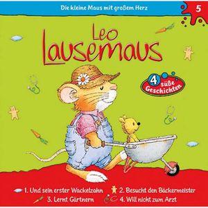 Leo Lausemaus und sein erster Wackelzahn (5)