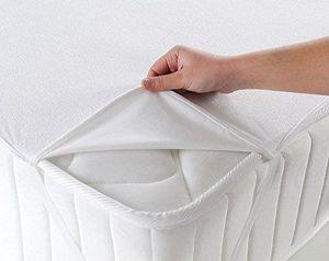 Matratzenschoner Wasserdicht Atmungsaktiv Milbendicht Inkontinenzauflage Einlage 180 x 200 cm