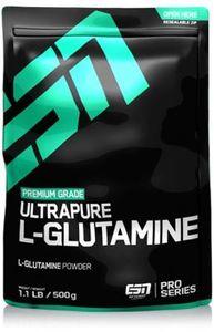 ESN Ultrapure L-Glutamine Pulver, 500 g Beutel