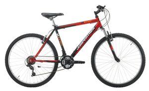 26 Zoll Mountainbike Cinzia X-Trail Federgabel 18 Gänge Blau 48 cm Rahmengröße