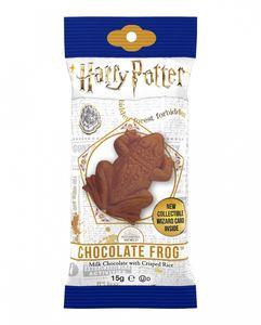 Schokofrosch mit Sammelkarte - Harry Potter Süßigkeit