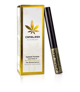 Canalash 1,5 ml Eyelash Wimpernwachstumsserum Wimpernserum -  Germany!