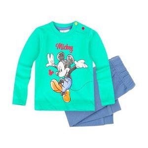 Disney Mickey T-Shirt und Hose blau