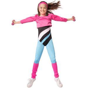 dressforfun Kinderkostüm Fitness-Sternchen - 140 (9-10 Jahre)