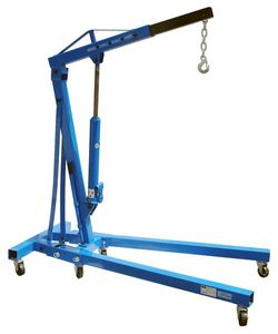Güde Werkstattkran GWK 1000 kg zerlegbar