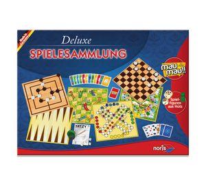 Noris Spiele Deluxe Spielesammlung; 606111237