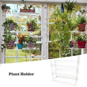 Fenster Pflanzenregal Hängendes Regal Pflanzenregale Pflanzenständer Indoor Garden Decor WSZ210227101