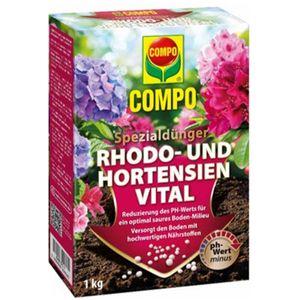 COMPO Vital für Hortensien & Rhododendren 1 kg