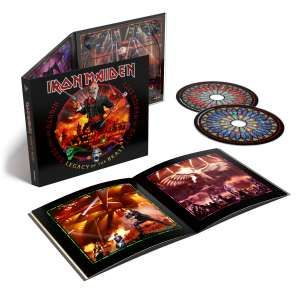 Nights Of The Dead, Legacy Of The Beast: Live In Mexico City - Iron Maiden - Warner  - (CD / Titel: H-P)