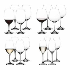 Nachtmann ViVino Wein- und Champagnergläser 16-teilig