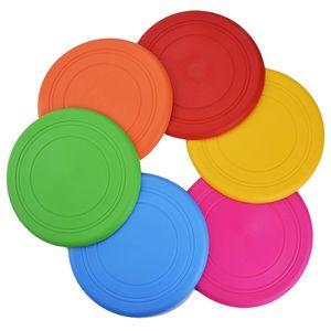 Dog Frisbee Disc,Weiche Hunde Frisbee,Gummi Frisbee,Hundefrisbee,Hundespielzeug Frisbee,Interaktives Spielzeug für Hunde,Hund Scheibe,Spielzeug für Große Hunde