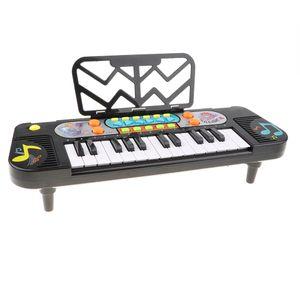 25 Tasten Keyboard Piano für Kinder & Anfänger Erwachsene, Tragbare Elektrische Orgel, Musik Elektronische Keyboards mit Notenständer