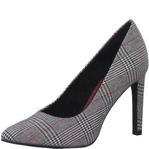 Marco Tozzi 2-22436 Klassische elegante Damen Pumps High Heel Glencheck, Größe:EUR 40