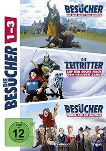 Besucher, Die - BOX (DVD) 3DVDs Min: DDWS