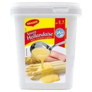 Maggi Sauce Hollandaise Buttersauce Großpackung für Gastro 600g