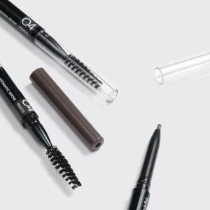Vivienne Sabo - Automatic Brow Pencil BROW ARCADE, Typ:granite