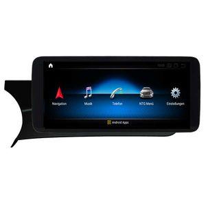 Android 10. Autoradio für Mercedes Benz c Klasse W204 NTG 4 4.x Bluetooth USB Navi