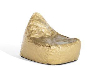 Sitzsack gold DROP