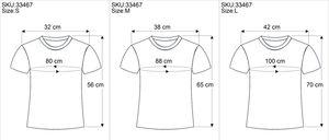 Batik T-Shirt für Damen, Tie Dye Goa Shirt - Violett/grün, Baumwolle, Größe: L