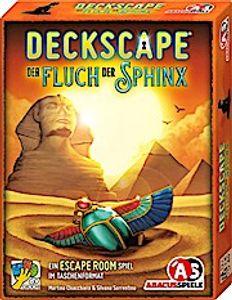 Abacusspiele Deckscape  Der Fluch der Sphinx