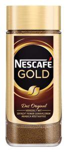 Nescafé Gold Das Original | löslicher Kaffee | 200g-Glas