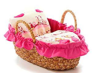 Bayer Chic 2000 Puppentragetasche 40 cm Dessin Little Princess; 141 04