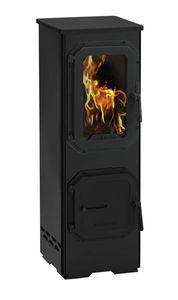 Werkstattofen / Kaminofen Wamsler Colorado schwarz 5 kW