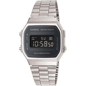 Casio Retro Unisex Uhr A168WEM-1EF Casio Collection Armbanduhr