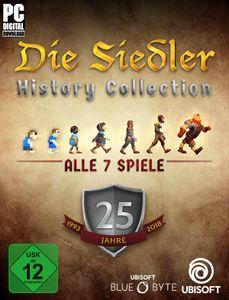 Die Siedler - History Collection - CD-ROM DVDBox