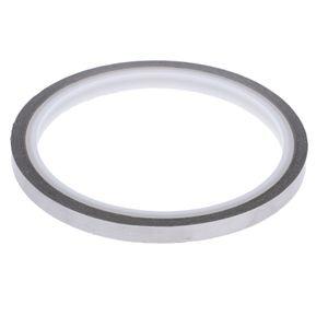 Kleber Golf Lead Tape Tennisschläger Gewicht Metall Rolle Tape Balance 6,35 mm Silber