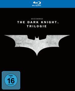 The Dark Knight Trilogie (5 Discs)